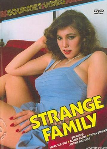Strange Family / Strange Family Mix / Странная Семья Кровосмесителей (1977) DVDRip