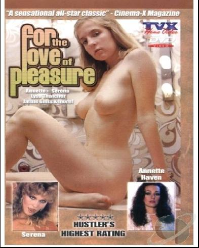 For The Love Of Pleasure / Любовь для удовольствия (Edwin Durrell, Essex Video / Electric Hollywood) [1978 г., All sex, oral, lesbian, group, VHSRip] (1978) DVDRip