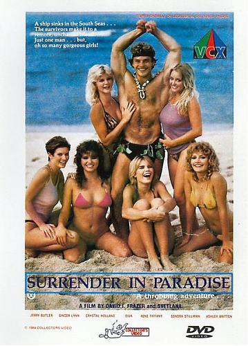 Surrender in Paradise / Капитуляция в рай (David I. Frazer / Svetlana, Collector's Video) [1984 г., Feature / Classic, DVDRip] (1984) DVDRip
