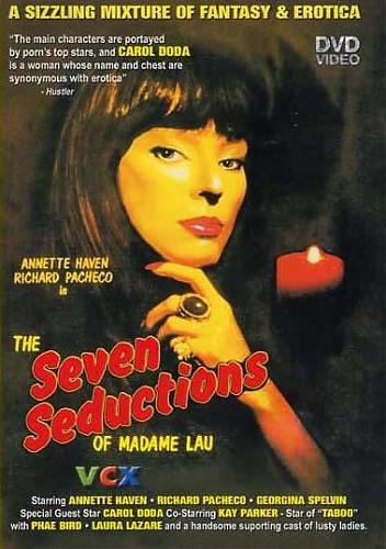 Seven Seductions Of Mme. Lau / Семь соблазнов Мадам Ло (Carlos DeSantos / VCX / Caballero) [1981 г., Feature, Hardcore, DVDRip] (1981) DVDRip