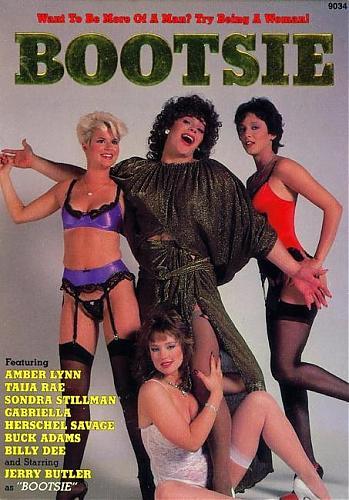 "Bootsie / Бутси -  пародия  на  фильм  "" Тутси"" ! (Jack Remy, Coast To Coast) [1985 г., All sex, VHSRip] (Amber Lynn, Taija Rae) (1985) DVDRip"