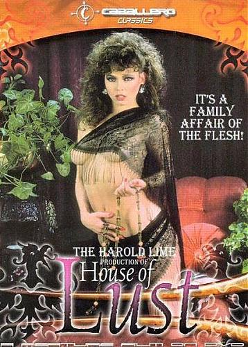 House of Lust / Дом Страсти (Jack Remy, Vidco Entertainment) [1985 г., All sex, incest, oral, lesbian, DVDRip] (1985) DVDRip