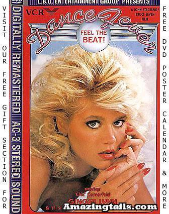 Dance Fever / Лихорадка Танца (John Stagliano, LBO) [1985 г., All sex, oral, masturbation, VHSRip] (1985) DVDRip