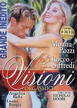 Visioni Orgasmiche / Марево оргазма. (Moana Pozzi, Rocco Siffredi,Angelica Bella) (1992) DVDRip