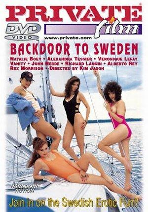 Private Seria №04 Backdoor To Sweden / Задний проход в Швецию (1993) DVDRip