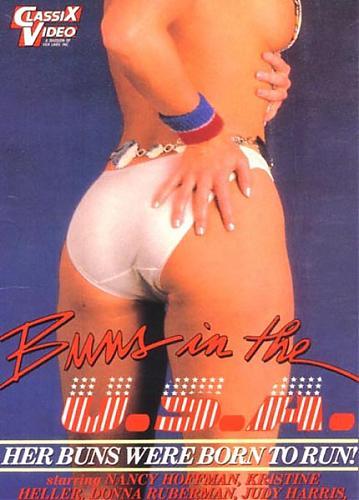 Teeny Buns (Buns in the USA) / Тинины Булочки (Булочки в США) (Godfrey Daniels, VCA Video) [1978 г., All sex, anal, classic, VHSRip] (1978) DVDRip