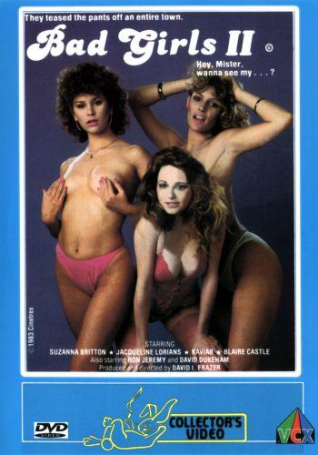 Bad girls 2 / Плохие девчонки 2 (David I. Frazer , Svetlana / Collector's Video) [1983 г., classic, DVDRip] (1983) DVDRip