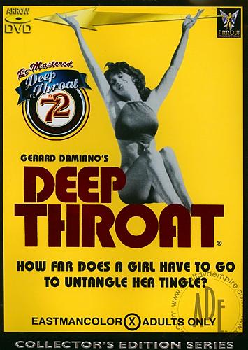 Deep Throat / Глубокая глотка (Gerard Damiano / VCA Pictures) [1972 г., Classic, Feature, DVD5] (1972) DVD