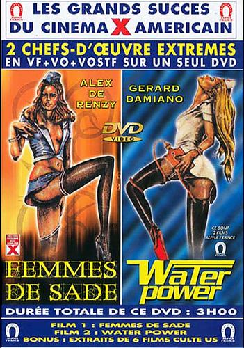 Femmes De Sade / Женщины Де Сада (1976) DVDRip