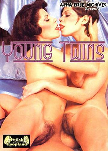 Young Twins / Юные близняшки (Alpha Blue Productions) [1978 г., Twins, lesbian, incest, hairy, real sisters, VHSRip] (1978) DVDRip
