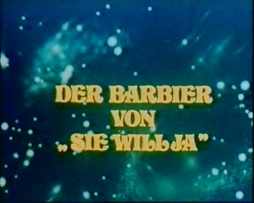 Der Barbier von Sie will ja / Цирюлник Вас хочет (Hans Bilian, Love Video) [1970 г., Feature, VHSRip] (1970) DVDRip