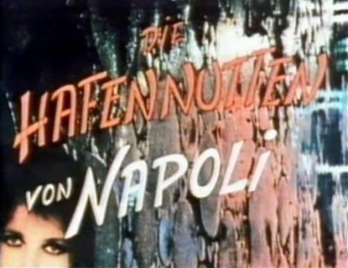 Die Hafennutten von Napoli / Портовые шлюхи Неаполя (Uschi Karnat)(Diamant Magnum) [1982 г., Classic, VHSRip] (1982) DVDRip