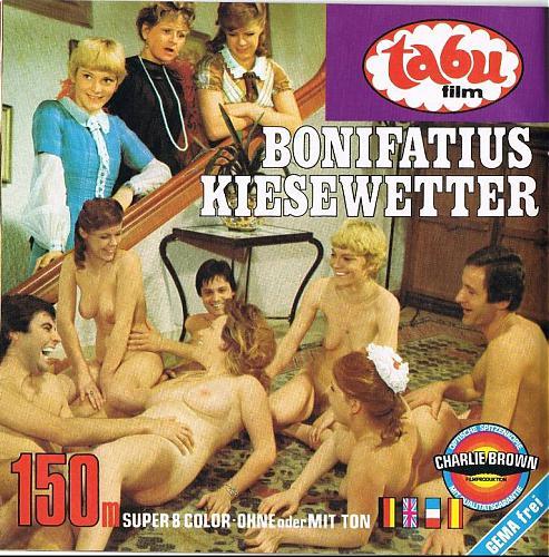 Bonifatius Kiesewetter / Бонифаций Кизеветтер  (Tabu Film) [1970 г., Feature, VHSRip] (1970) DVDRip