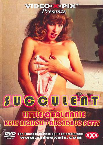 Succulent / Сочная (Vince Benedetti, Video-X-Pix) [1984 г., Feature, Straight, Classic, DVDRip] (1984) DVDRip