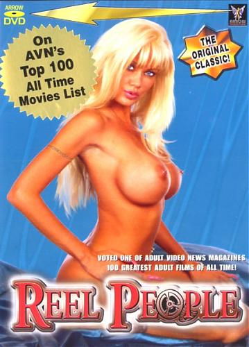 Reel People / Кутилы (Anthony Spinelli / Arrow Productions) [1983 г., classic, feature, group, lesbian, DVDRip] (Juliet Anderson, Paul Thomas) (1983) DVDRip
