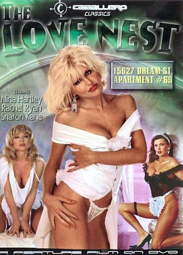 Love Nest / Любовное гнездышко (Jim Malibu / Caballero Home Video) [1989 г., classic, group, lesbian, DVDRip] (Nina Hartley) (1989) DVDRip