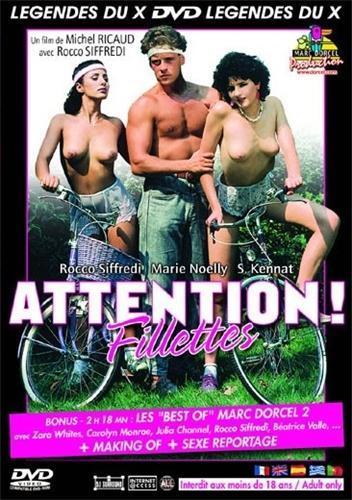 Attention! Fillettes / Внимание, молоденькие (1987) VHSRip