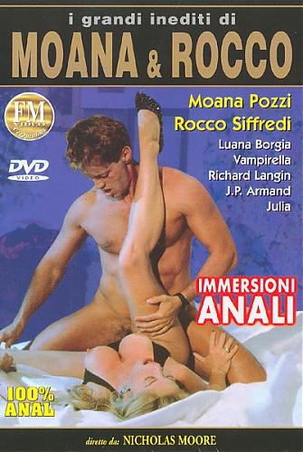 Immersioni anali / Анальное погружение (Nicholas Moore / FM Video) [1990 г., classic, group, anal, DP, DVDRip] (Moana Pozzi, Luana Borgia, Rocco Siffredi) (1990) DVDRip