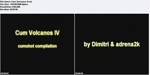 Cum Volcanos IV Более 150 красивейших порнозвезд от Marc Dorcel, Private, Ninn Worx, Salieri (2008) DVDRip