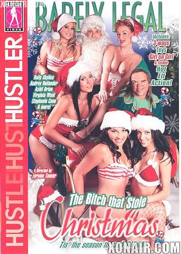 Сука, которая украла рождество/ Barely Legal: The Bitch That Stole Christmas (2008) DVDRip