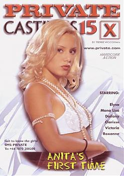 Private casting X 15 (1999) DVDRip