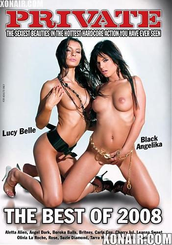 Private Best of Year 8: The Best Private Scene of 2008 / Лучшие сцены студии Private  (2008) DVDRip