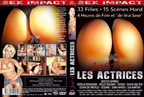 Лучшее от Порно-актрис 2  Best of  (2005) DVDRip