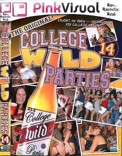 College Wild Parties 14 / Дикие Студенческие Вечеринки 14 (2009) DVDRip