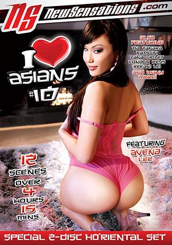 I Love Asians # 10 / Я люблю азиаток - 10 (2009) DVDRip
