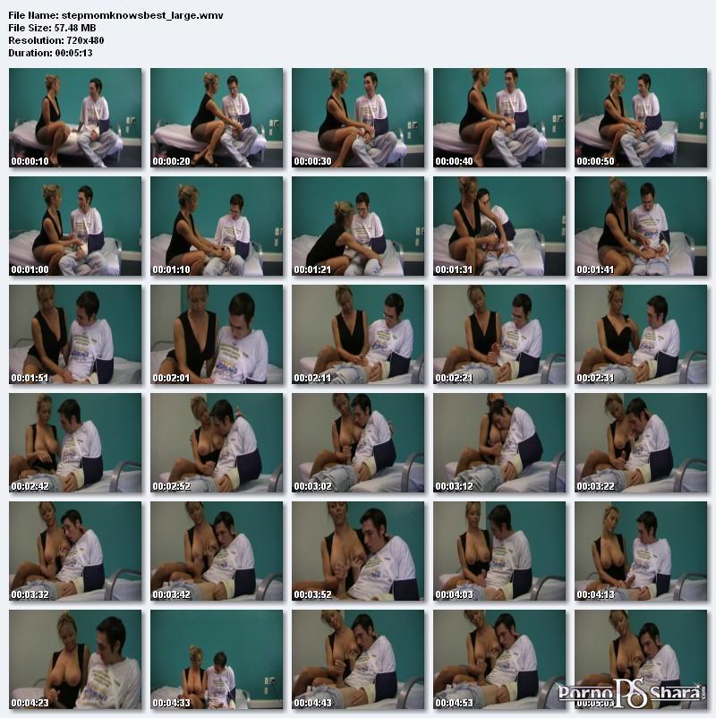 Заботливая мать дрочит парню своей дочки, Приемная мать помогает дрочить сломавшему руку сыну. HANDJOB TUGJOB CFNM (2009) DVD