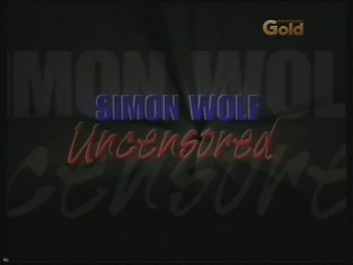 SIMON WOLF (2003) TVRip