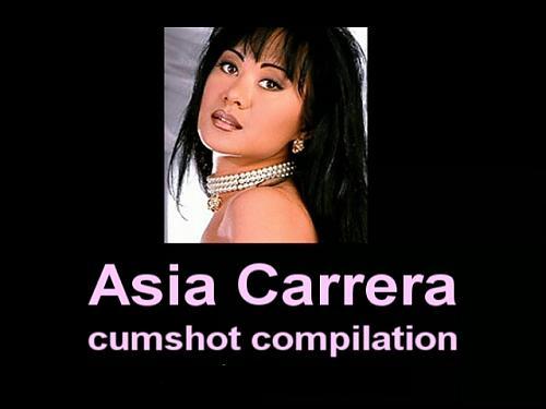 Asia Carrera - cumshot compilation (2009) DVDRip