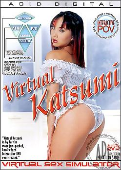 Virtual Katsumi DVD (2005) DVD