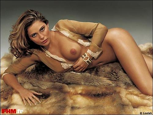 Виртуальный секс с Clara Morgane / Faites l'Amour avec Clara Morgane (2001) DVD