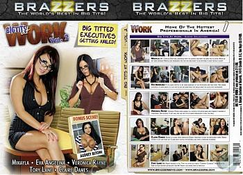 Big Tits At Work / Большие Сиськи На Работе (2008) DVDRip (2008) DVDRip