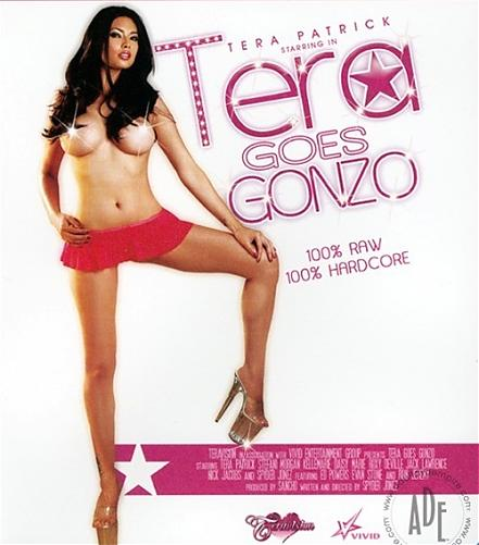 Tera Goes Gonzo  (2008) DVD