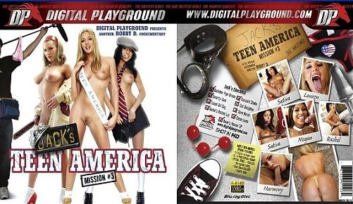 Jacks Teen America:Mission 3 (2004) DVD