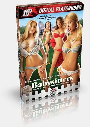 Babysitters (2007) DVD