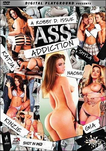Ass Addiction (2008) DVD