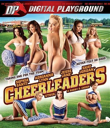 Cheerleaders (2008) DVD