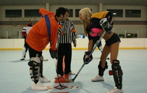 Хоккей с Puma Swede (2009) DVDRip