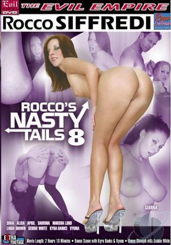 Rocco's Nasty Tails 8 / Рокко: Грязные сказки 8 (2008) DVD