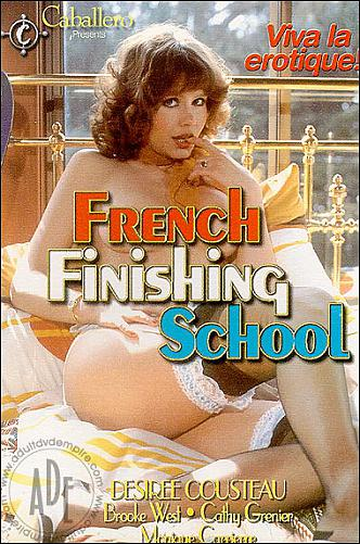 Initiation au college (French Finishing School) / Приключения в колледже (Gerard Kikoine / Alpha France) [1979 г., Feature, DVD5] (1979) DVD