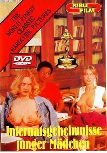 Pensionnat jeunes filles (Internatsgeheimnisse junger Madchen)/ Женский пансион (Gerard Kikoine / Alpha France)[1980 г., Feature, DVD5] (1980) DVD