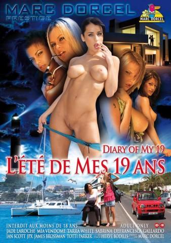 Diary of my 19 / Дневник моего 19-летия (Herve Bodilis, Marc Dorcel) [2009 г.,Teens ,  All Sex, Feature, DVD5] (2009) DVD