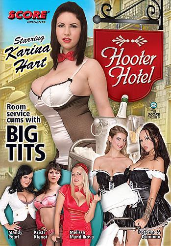 Hooter Hotel / Отель Грудей  (2008) DVD