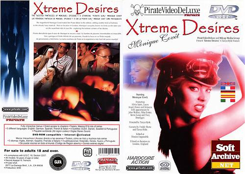 Pirate Video Deluxe 1 - Xtreme Desires / Роскошные Желания (Tanya Hyde / Private) [1999 г., All Sex, Oral, Fetish, DVD5] (1999) DVD