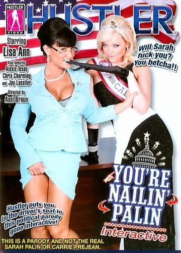 You're Nailin' Palin: Interactive . new!! (2009) DVD