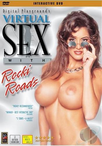 Виртуальный секс с Роки Роудс / Virtual sex with Rocki Roads (1997) DVD