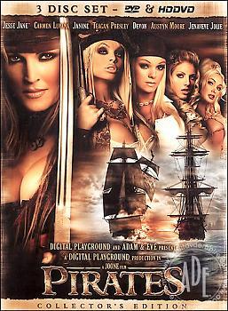 По просьбам трудящихся...PIPATESXXX (2005) DVDRip